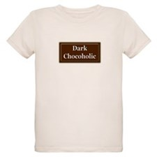 """Dark Chocoholic"" T-Shirt"