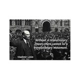 USSR Foundation Lenin Rectangle Magnet (100 pack)