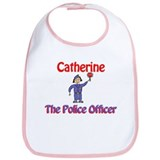 Catherine - Police Officer Bib