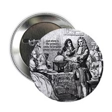 God Unity of All: Leibniz Button