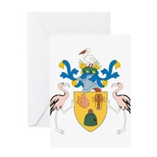 Turks and Caicos Islands Co Greeting Card