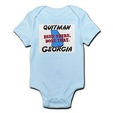 quitman georgia - been there, done that Infant Bod