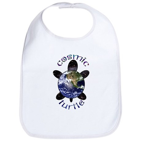 Cosmic Turtle Bib