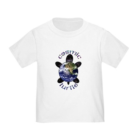 Cosmic Turtle Toddler T-Shirt