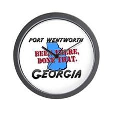 port wentworth georgia - been there, done that Wal