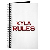 kyla rules Journal