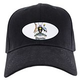 Ugandan Coat of Arms Seal Baseball Hat