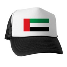 UAE Flag Trucker Hat