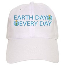 Earth Day Every Day Baseball Cap
