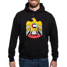 UAE Coat of Arms Hoodie