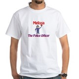 Melissa - Police Officer Shirt