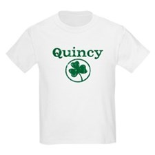 Quincy shamrock T-Shirt