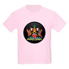 Coat of Arms of trinidad and T-Shirt