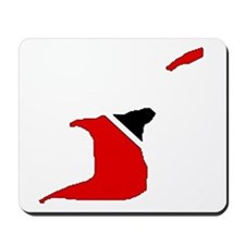 trinidad and tobago Flag M Mousepad