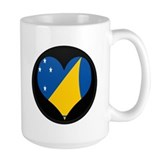 I love tokelau Flag Mug