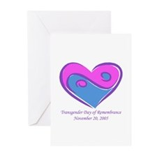 TG Day of Remembrance Greeting Cards (Pk of 10