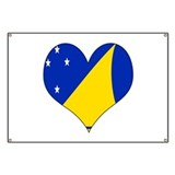 I Love tokelau Banner