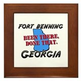 fort benning georgia - been there, done that Frame