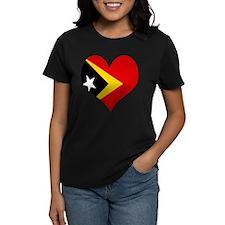 I Love Timor Leste Tee