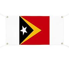 Timorese Banner