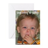 Stop Being So Picky Greeting Cards (Pk of 10)