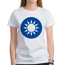taiwan Coat of Arms Tee