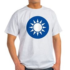 taiwan Coat of Arms T-Shirt