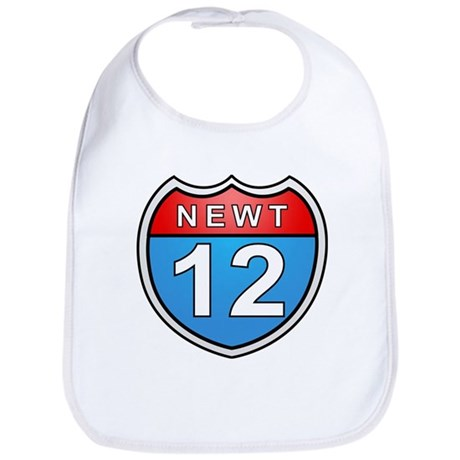Newt Gingrich 2012 Bib