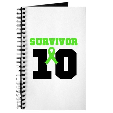 Lymphoma Survivor 10 Years Journal