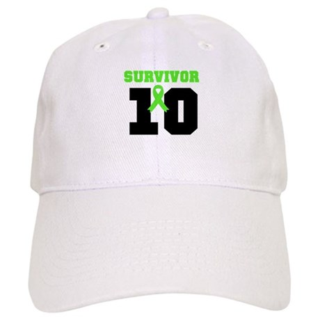 Lymphoma Survivor 10 Years Cap
