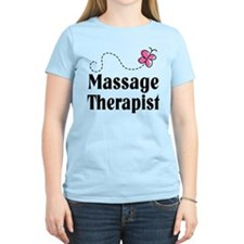 Pretty Massage Therapist T-Shirt