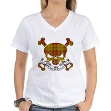 MacMillan Tartan Skull Shirt
