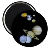 Our Solar System 2.25&amp;quot; Space Magnet (100 pack