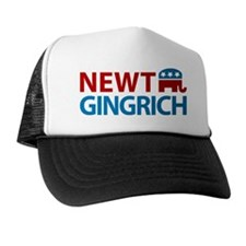 Newt Gingrich GOP Hat