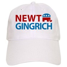 Newt Gingrich GOP Baseball Cap