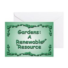 Renewable Greeting Cards (Pk of 10)