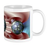 Dreaming Abstract Mug