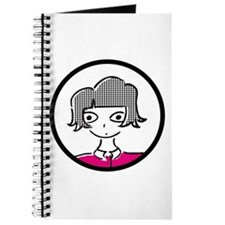 Working Girl Notebook