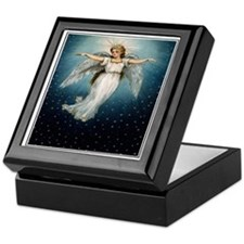 """Guardian Angel"" Keepsake Box"
