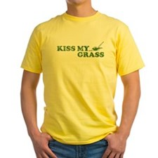 Kiss my Grass T
