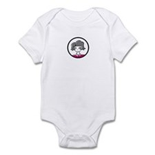 Working Girl Baby Bodysuit