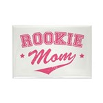 Rookie Mom Rectangle Magnet (10 pack)