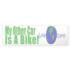 Bike Bumper Bumper Sticker