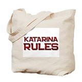 katarina rules Tote Bag