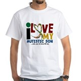I Love My Autistic Son 2 Shirt
