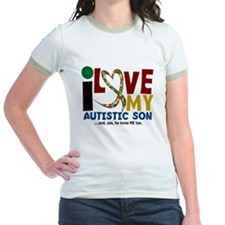 I Love My Autistic Son 2 T