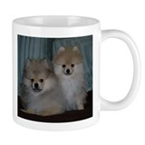 Unique Pomeranian Mug