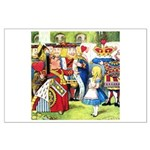 ALICE & THE QUEEN OF HEARTS Large Poster