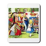 ALICE & THE QUEEN OF HEARTS Mousepad