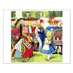 ALICE & THE QUEEN OF HEARTS Small Poster